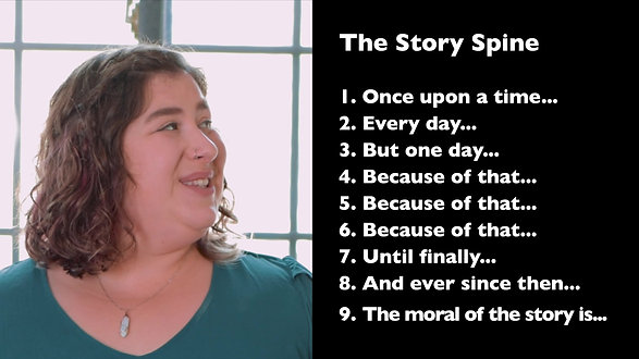 Story Spine v. 1.5 BTL