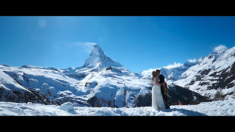 Kerry & Philip's Wedding - Zermatt, 2018