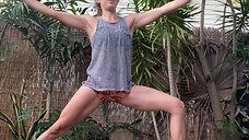 Backyard Yoga Flow - 45 min
