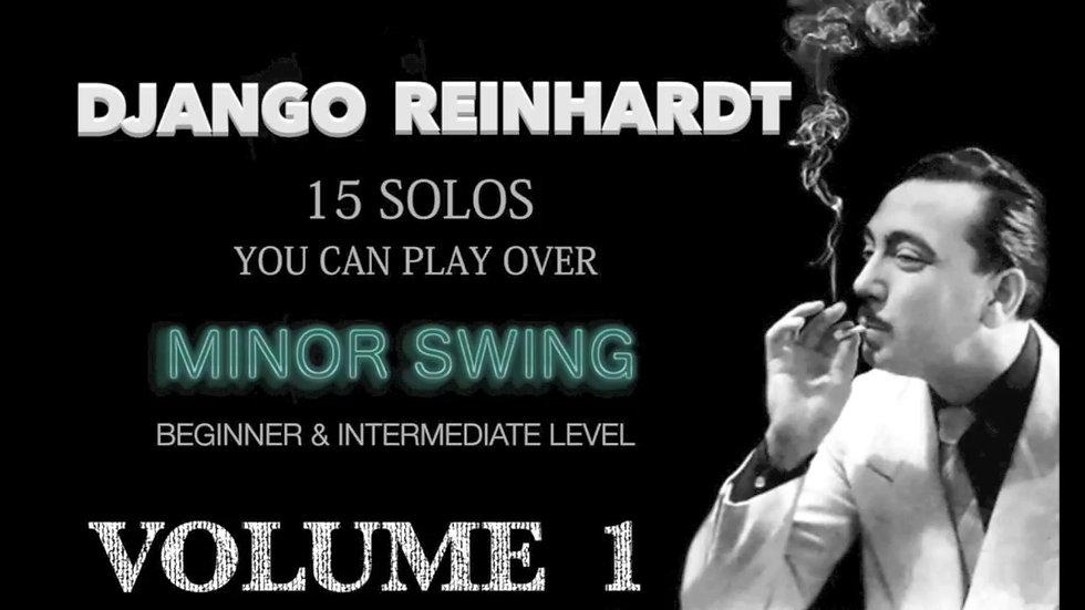 15 SOLOS on Minor Swing