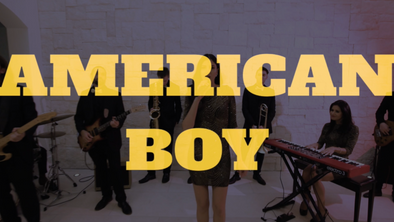 American Boy (Estelle and Kanye West)