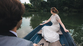Trailer :: Slades Farm :: Weddings at The Fallow Barn  & Georgian Watergardens