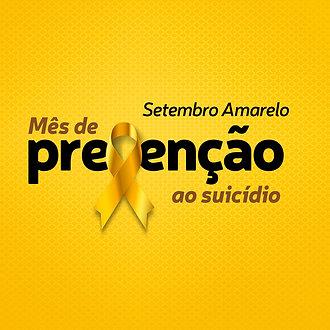 Setembro Amarelo - Prevenção ao Suicídio - Brasil