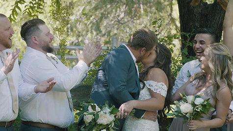Brooke and Michael Wedding