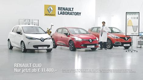 Renault Clio Spot
