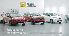 Renault Captur Spot