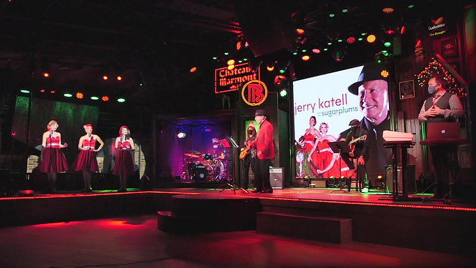 Home for the Holidays Concert - Jerry Katell featuring The Sugarplums