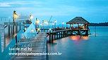 Lua de mel video com lugares romanticos
