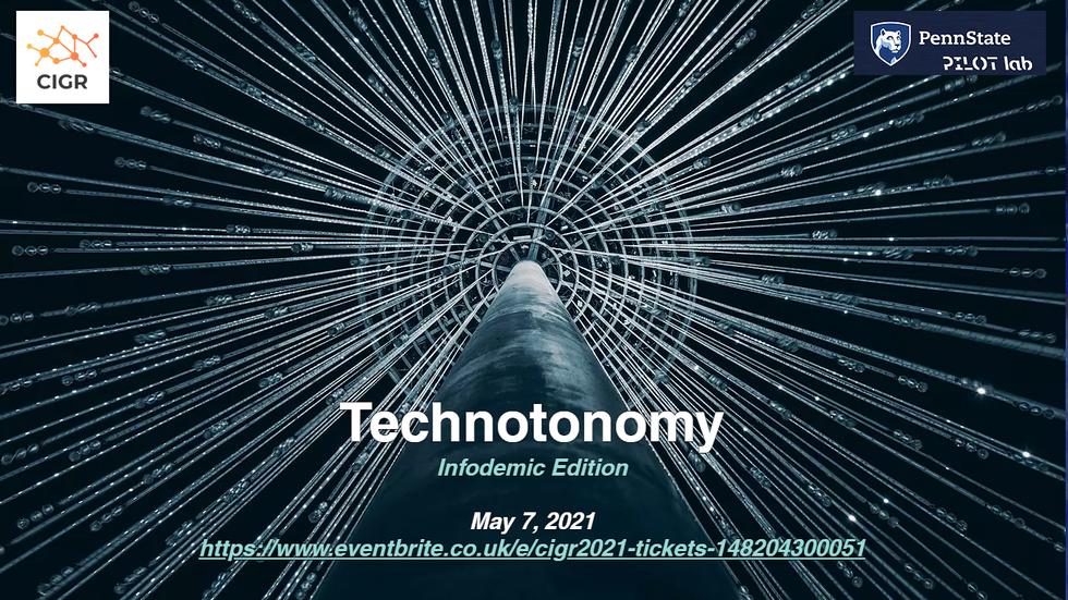 Technotonomy