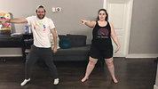 Shrek Audition Choreography: Dance w/ Music