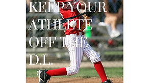 Video 2 of 3: How to Keep Your Athlete off the DL