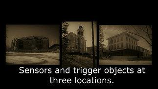 THREE SENSORS