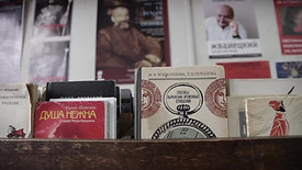 Petit reportage amateur sur la librairie et le centre culturel