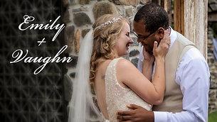 Emily & Vaughn 6-24-18