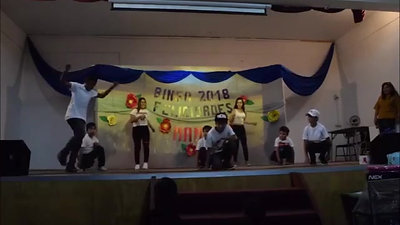 Taller de breakdance Escuela Abate Molina