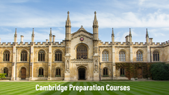 Cambridge Preparation Courses