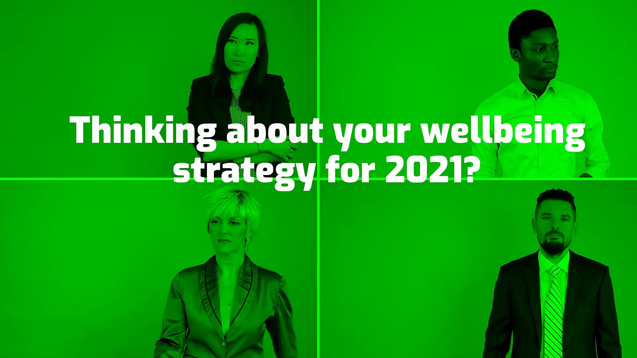 Your Wellbeing Strategy 2021