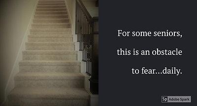 Overcoming the Stairs