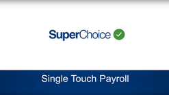 SuperChoice Single Touch Payroll