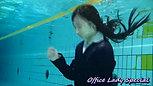 【水中編】着衣水泳部への体験入部③