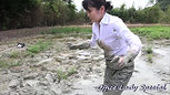 泥まみれの卒業研究