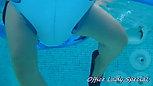 【水中編】内定式後にプール遊び