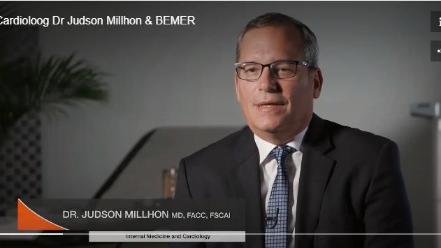Cardioloog Dr Judson Millhon & BEMER