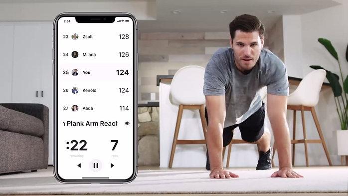 Onyx | Fitness App