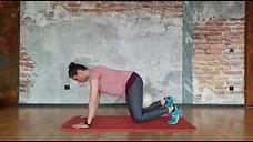 Pilates mit Ball