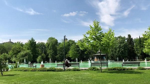 Tsar Simeon's Garden Plovdiv, Bulgaria