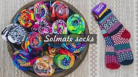 סרטון סטופ מושן - Solmate socks
