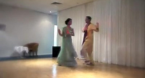 "Liselle & Amar ""Indian Dance"""