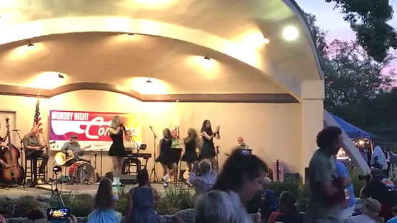 City of Claremont Monday Night Concerts with Michael Ryan & Friends