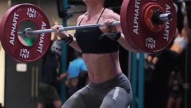 Mia Akerlund - Australia Crossfit Champs