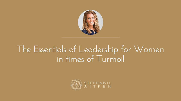 Leadership Webinar 24.11.20