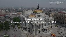 INBA - Palacio de Bellas Artes