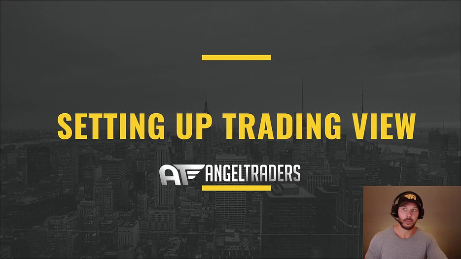 Setting up trading view