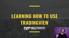 learning how to use trading view