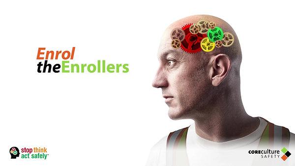 Enrolling The Enrollers (Supervisors)