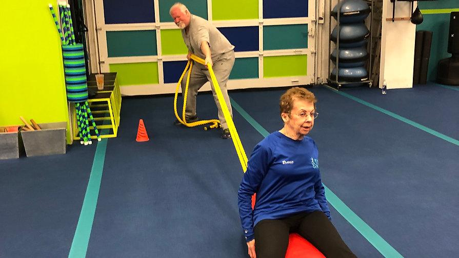 Individual Exercise Breakdown