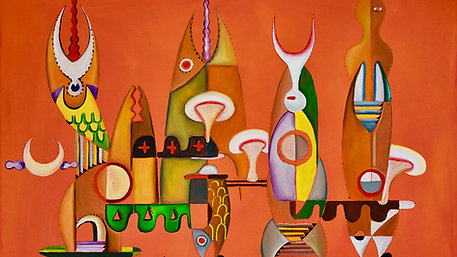 Surrealism Artist Richard Hagerty