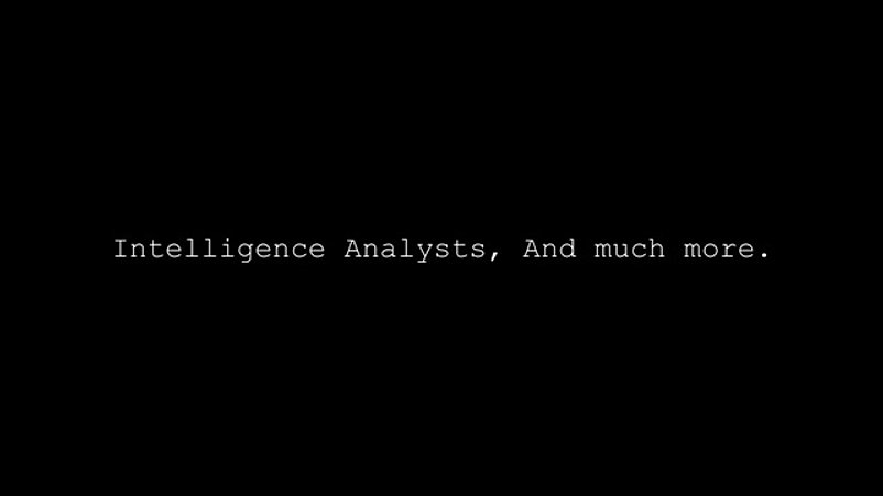 A Career in Defense Intelligence