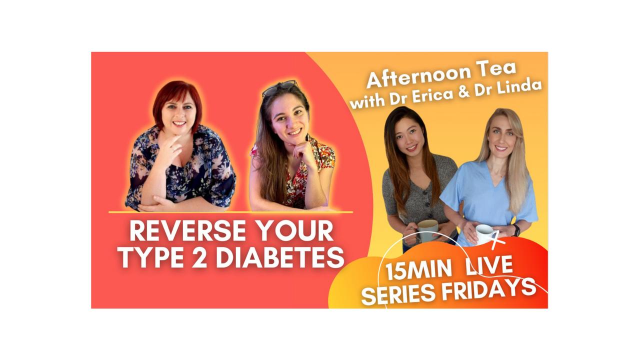 Reverse Your Type 2 Diabetes Mini-Series