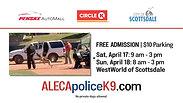 18th Annual Desert Dog Police K-9 Trials (2021)
