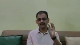 Sairam Vedam, Parent of Sai Pradeep Vedam