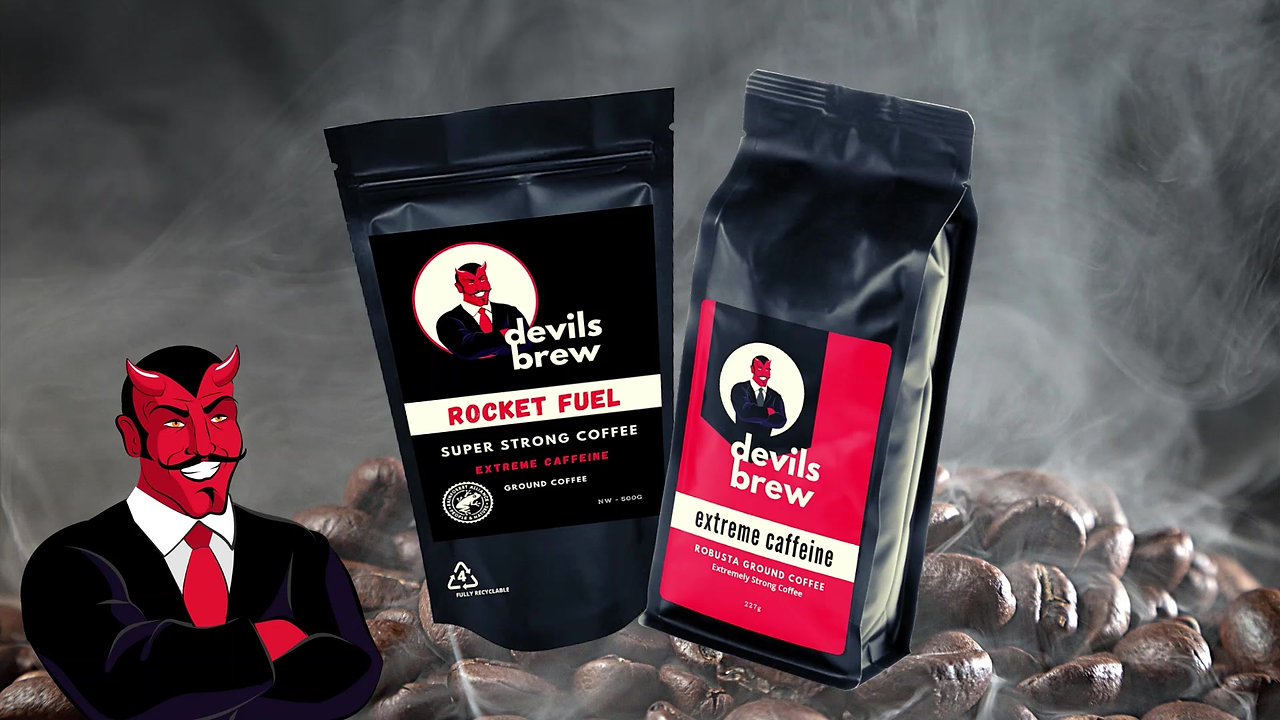 Devils Brew Coffee