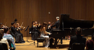 Bach Concerto in D minor Mvt2