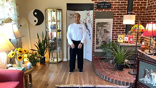 Breathing; Big Feet; Saturday Qigong with Master Ting; November 21, 2020