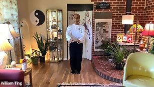 Spiraling and Expansion; November 7, 2020 Saturday Wuji Qigong