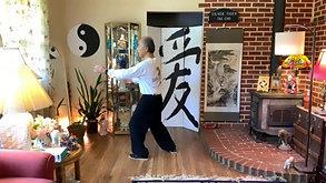 Lesson 25 Tai Chi, April 24, 2021